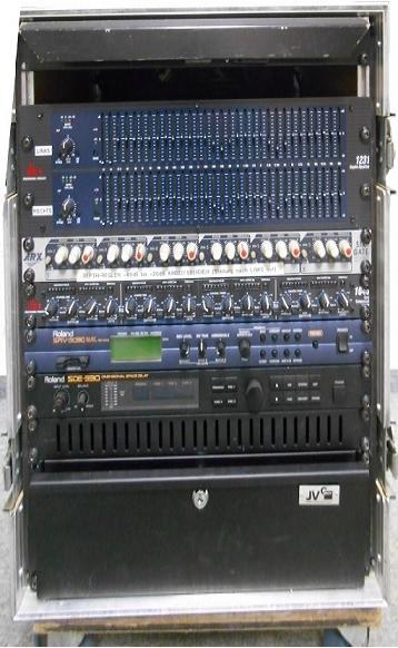Dbx 1231: Roland SDE-30 (Delay